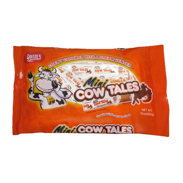 Goetze's Mini Cow Tales