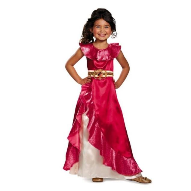 Elena of Avalor Adventure Dress Classic Child Disney Halloween Costume