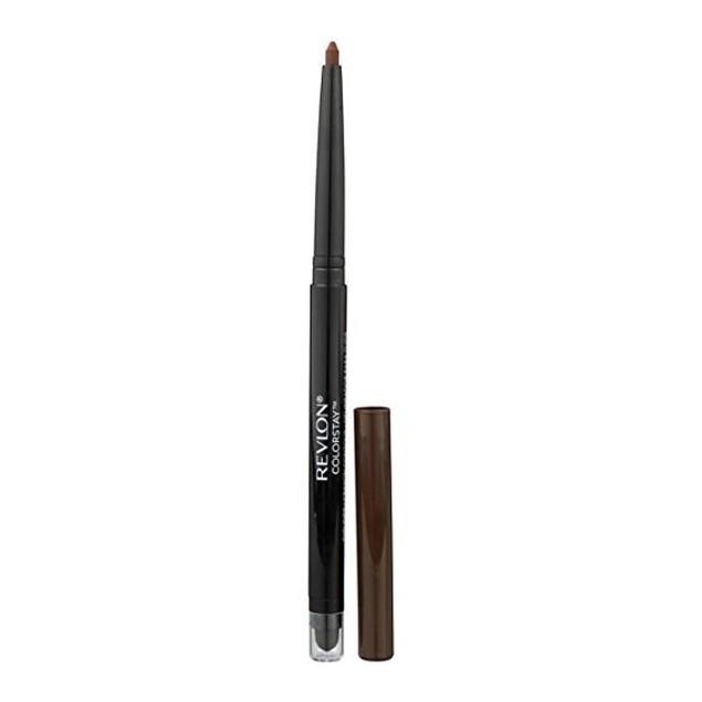 Revlon Colorstay Eyeliner With Sharpener, Brown 203