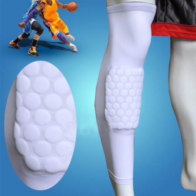 AGPtek Honeycomb Knee Pad Crashproof Antislip Protector Gear Knee Sleeve