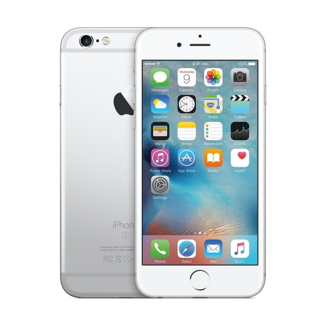 Apple iPhone 6S 32GB 4G LTE/CDMA Verizon iOS,Silver(Certified Refurbishe