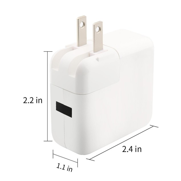 4-Port USB 40W Universal Wall Charger