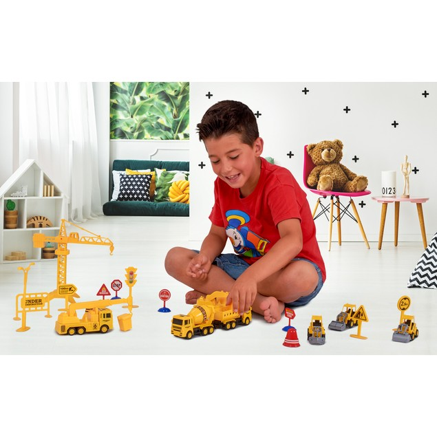 Construction Toys for Kids – Fun, Educational & Interactive STEM Toys