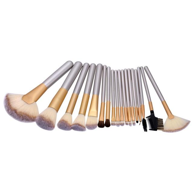 18Pcs Blending Pencil Eye shadow Makeup Brushes Eyeliner Brush 172