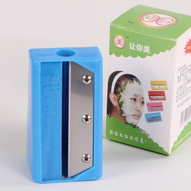 Vegetable Sharpener Peeler Slicer - 4 Colors