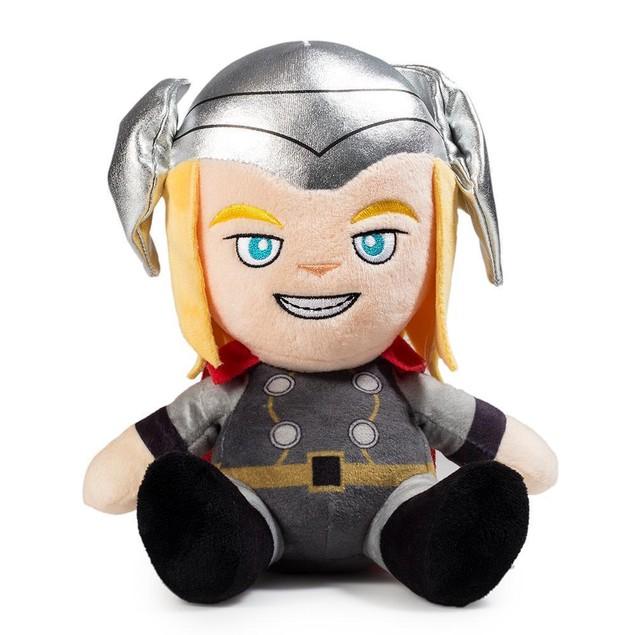 """Thor Sitting Kidrobot 7"""" Plush"""