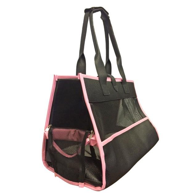 Posh Paw' Fashion Handbag Shouldered Pet Carrier