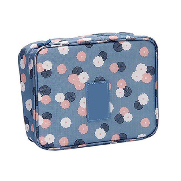 Travel Cosmetic Toiletry Organizer Storage Pouch