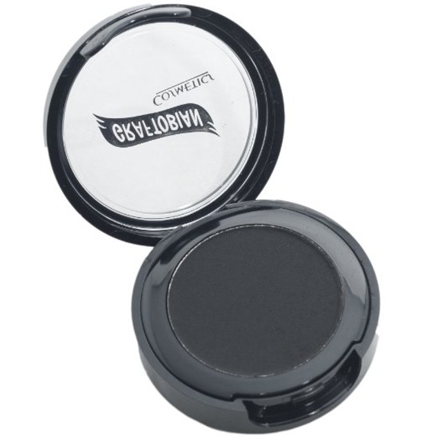 Jet Black Cake Eye Liner 18oz. Graftobian Cruelty Free USA Professional