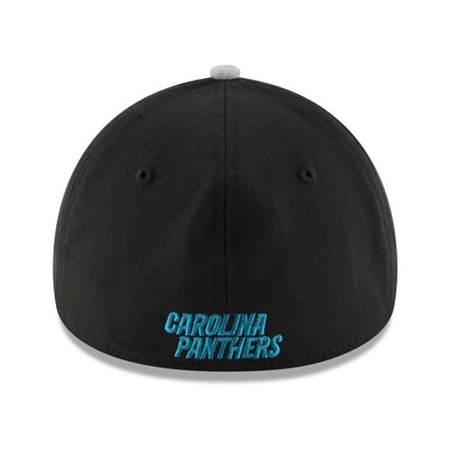 Carolina Panthers NFL New Era 39Thirty Heather Stretch Fitted Hat