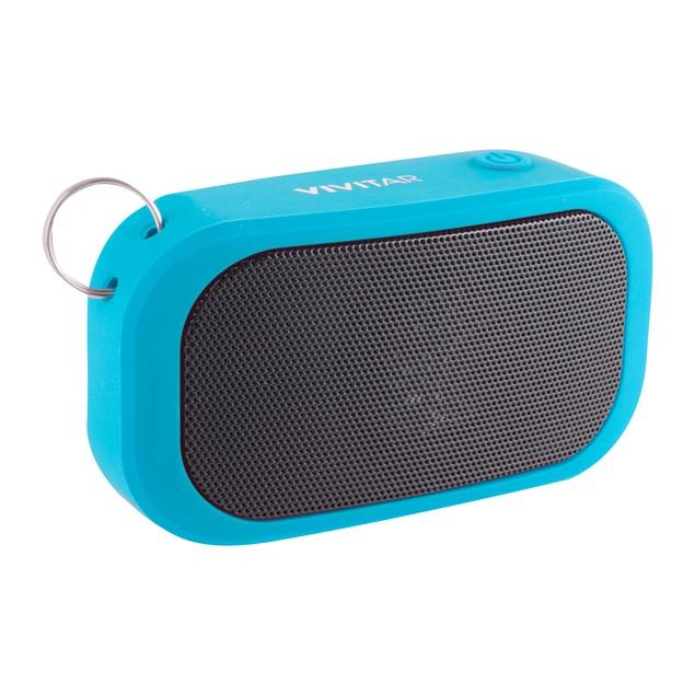 Vivitar Waterproof Mini Carabiner Bluetooth Speaker