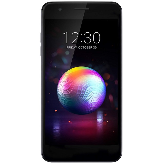 LG Phoenix Plus K30 16GB AT&T Unlocked Smartphone (Black)