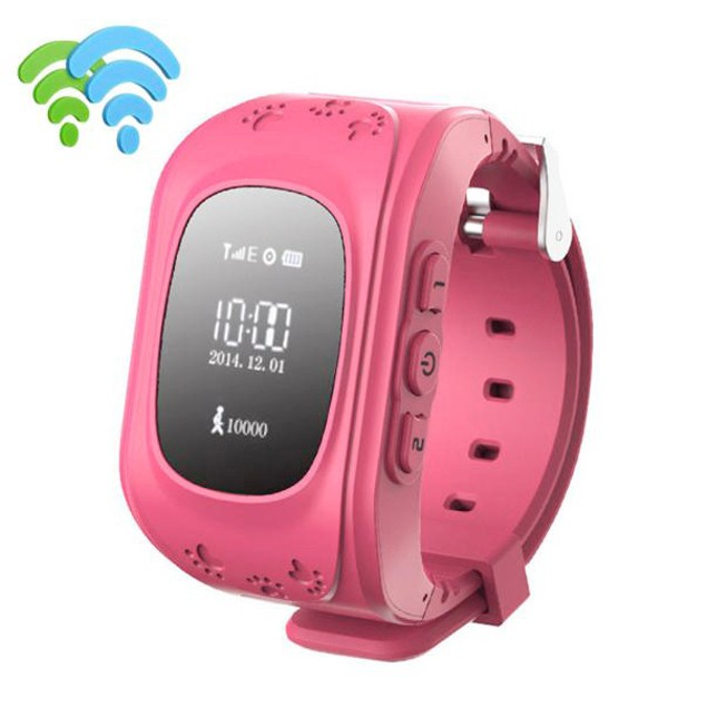 Children Smart Watch GPS Positioning Bluetooth Watch For Android