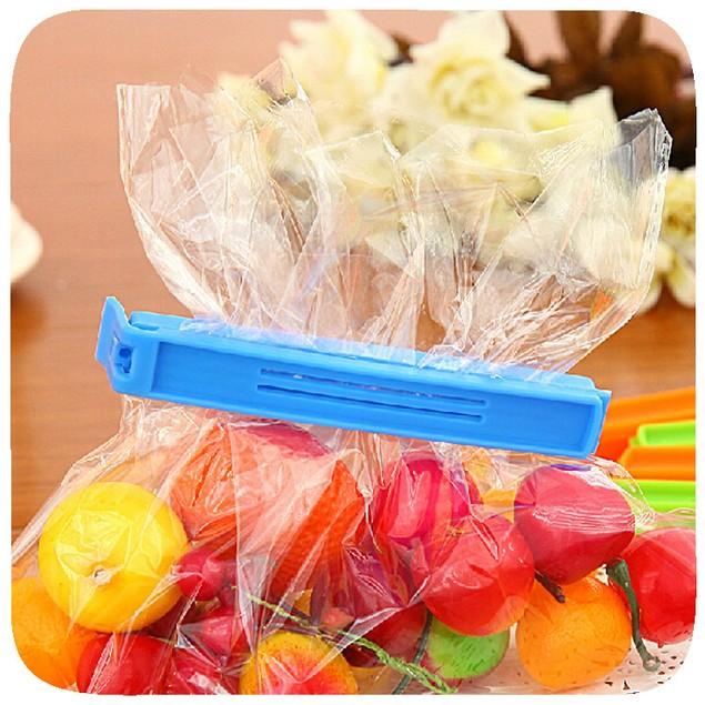 Plastic Bag Sealer Clamp-10 Pack