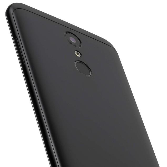 LG Phoenix Plus K30 16GB AT&T Unlocked Smartphone (Black)