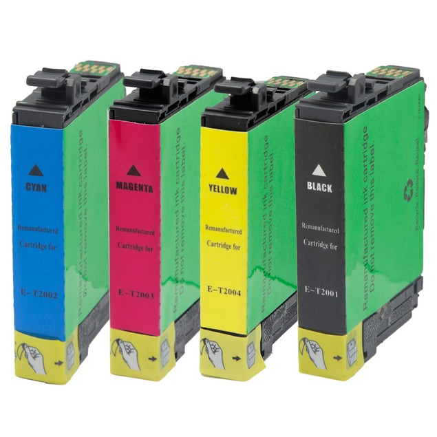 Epson T200 Compatible Ink 4-Pack