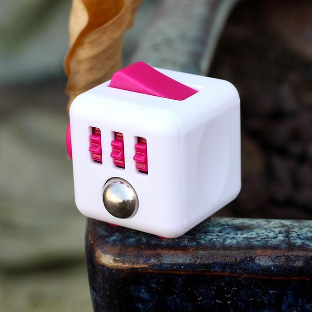 Stress Relief Cube