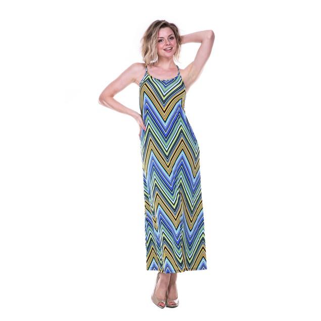 Adalina Maxi Dress   4 Colors