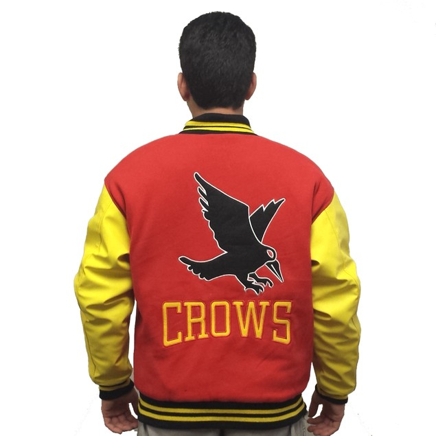 Crows Varsity Jacket