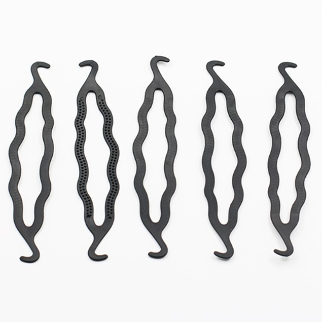 5 Pcs Hair Twist Styling Clip