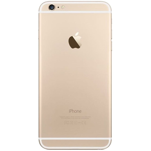 "Apple iPhone 6 16GB 4.7"" 4G LTE AT&T,Gold(Certified Refurbished)"
