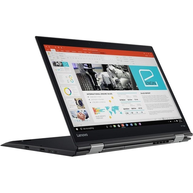 Lenovo ThinkPad X1 Yoga G2 Intel Core i7-7600U 8GB 256GB SSD, Black