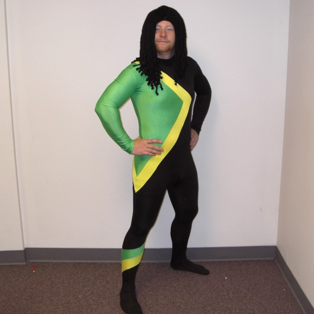 Jamaican Bobsled Team Costume