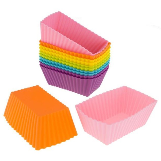 2-Piece Kitchen Silicone Baking Liners