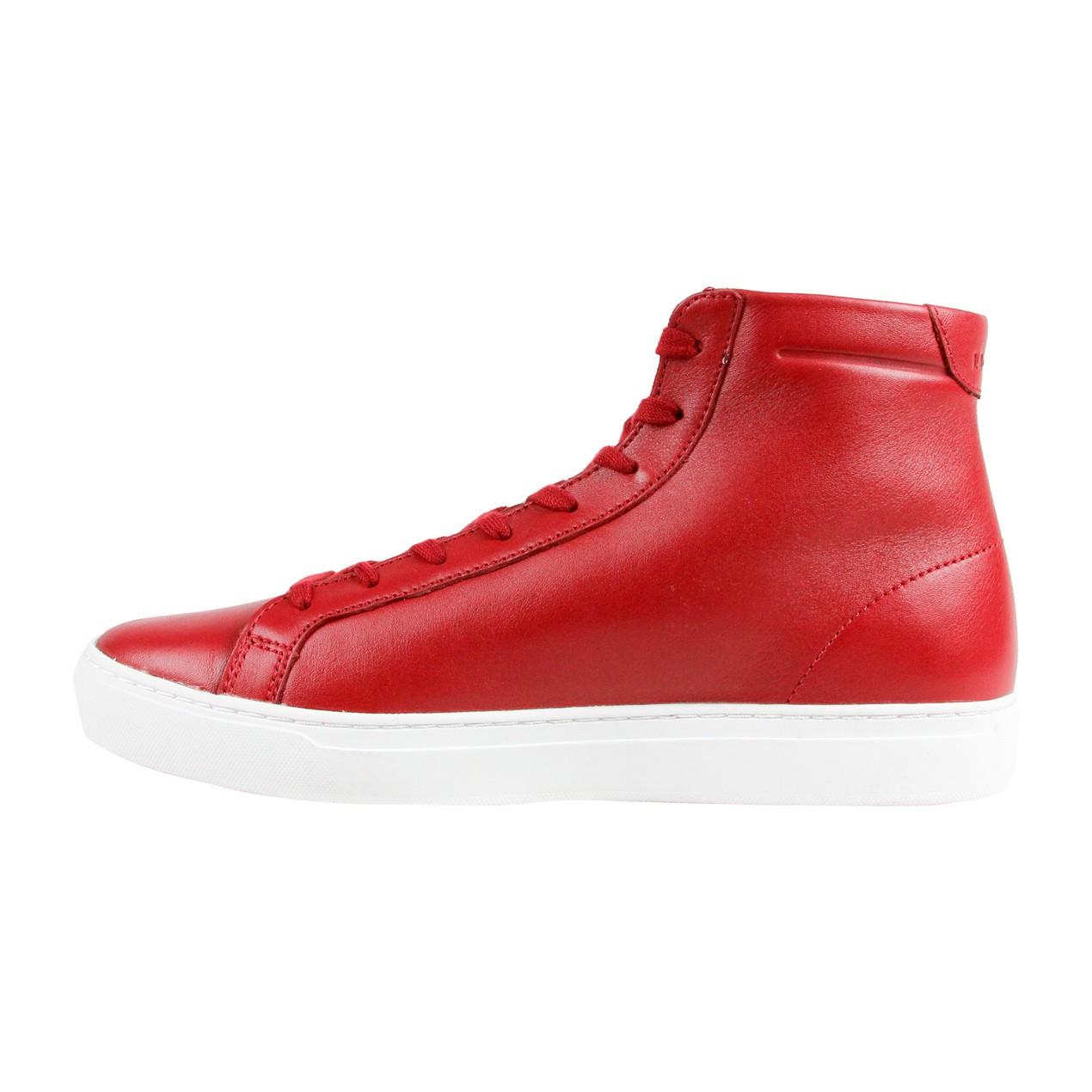 0b0070ec68f8 Lacoste Mens L.12.12 Mid 316 1 Cam Sneakers Shoes - Tanga