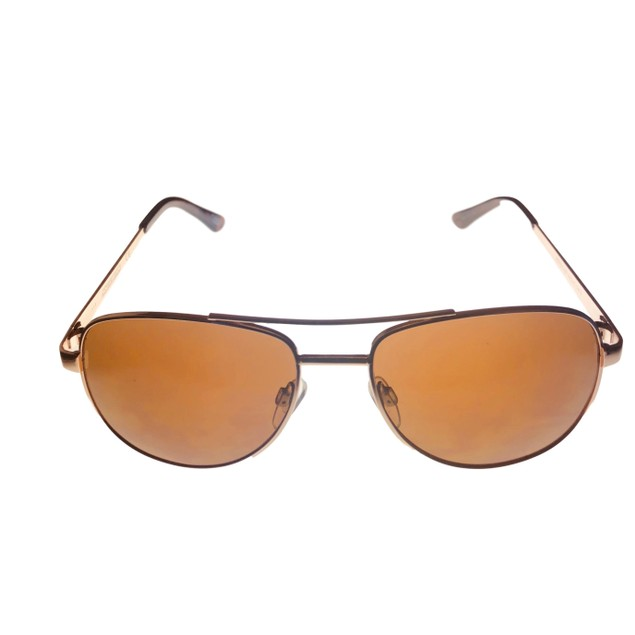 Skechers Mens Gold Aviator Metal Sunglass. SE8058.  32E