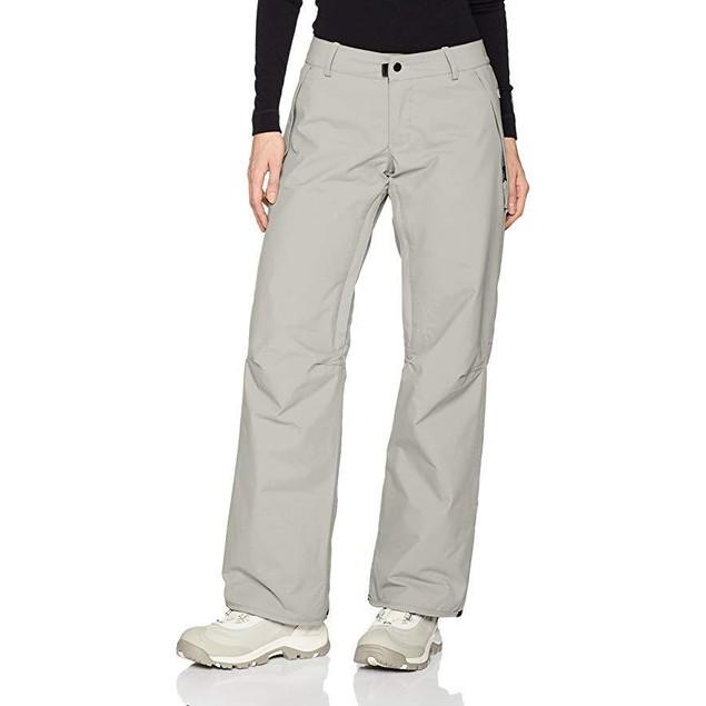 686 Women's Standard Pants, Light Grey,  SZ X-Small