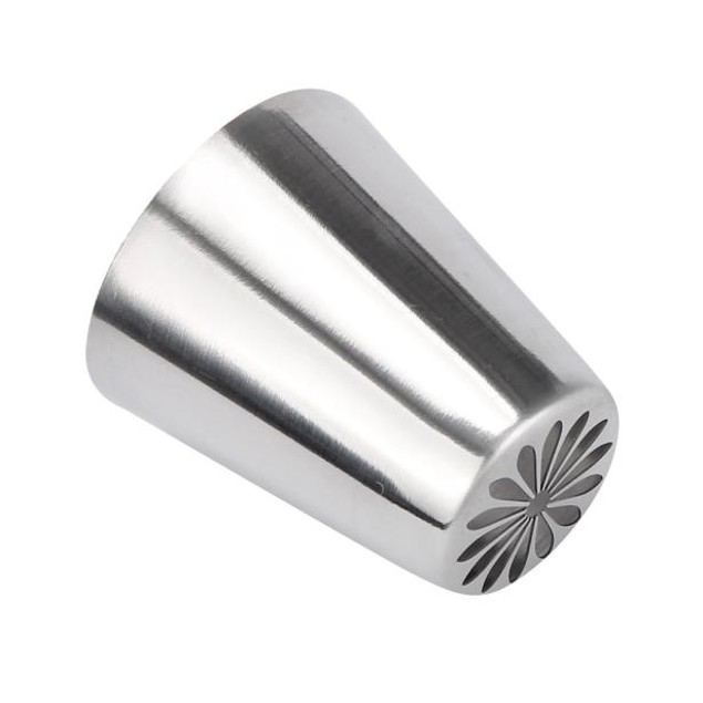 304 Steel Cake Icing Piping Decorating Nozzles Tips Baking Tool