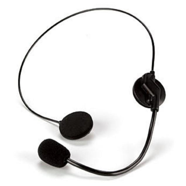 Microphone Headset Prop