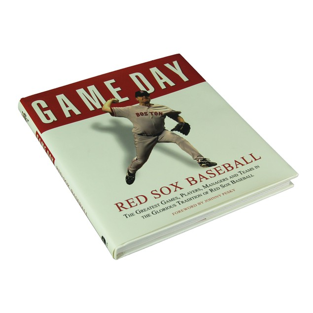 Athlon Sports Game Day: Boston Red Sox Baseball Sports History Books