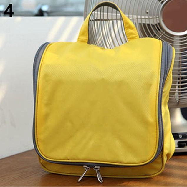 Waterproof Travel Make Up Organizer Bag Cosmetic Storage Handbags