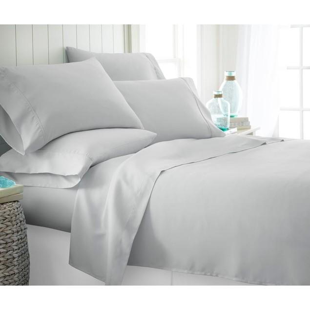Merit Linens Ultra Soft 6 Piece Bed Sheet Set