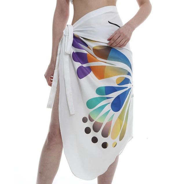 Women Bikini Swimsuit Cover Up Swimwear Beach Bohemia Bathing Skirt
