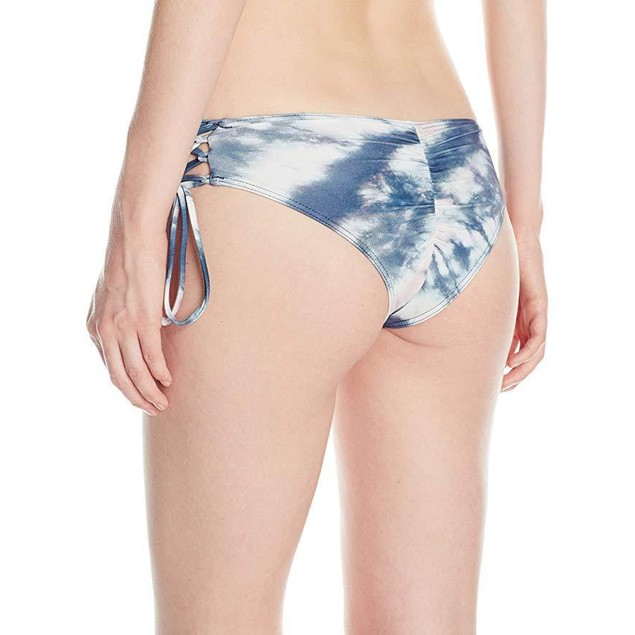 Billabong Women's Tidalwave Hawaii Bikini Bottom, Multi, SZ:  L