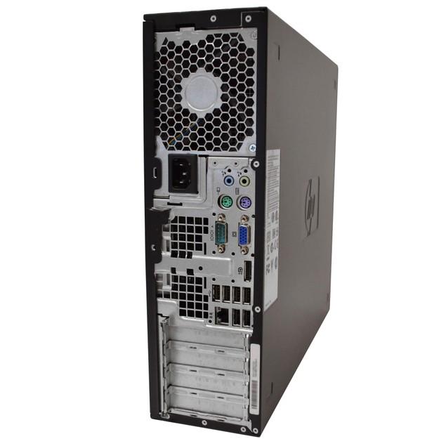 HP 8100 Intel  i5 8GB 1TB HDD Windows 10 Pro WiFi Desktop PC