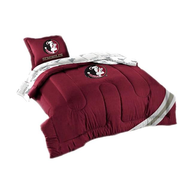 Officially Licensed Fsu Florida Seminoles 7 Piece Throw Blankets