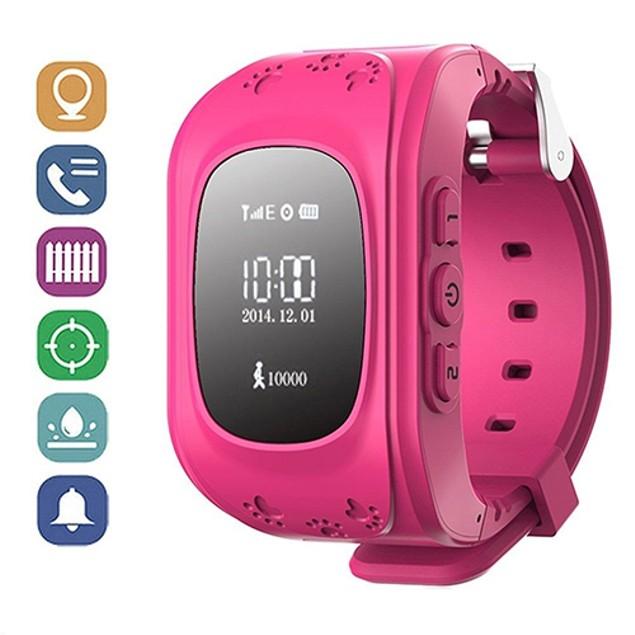 Anti-lost Children Watch SOS Call GPS Location Finder Tracker Wrist Watch