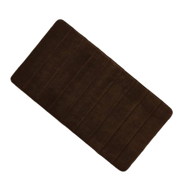 Luxurious Memory Foam Bath Rug