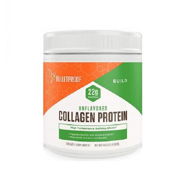 Bulletproof Unflavored Collagen Protein Powder