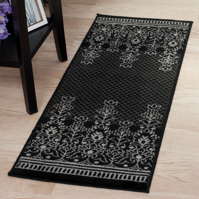 Lavish Home Royal Garden Area Rug
