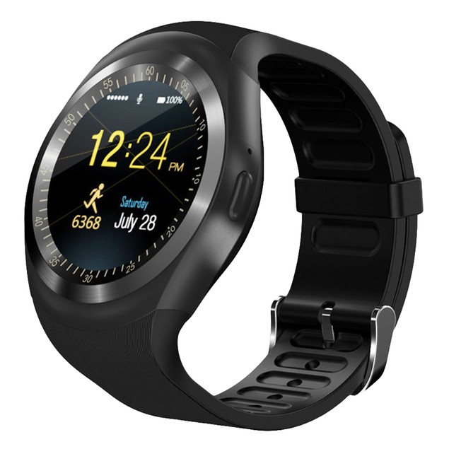Wrist Watch Phone Mate Touch Screen for iOS Android iPhone