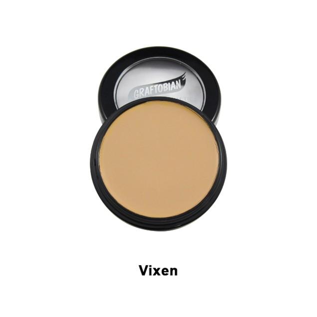 Vixen HD Glamour Creme Foundation 5 oz. Graftobian Cruelty Free USA
