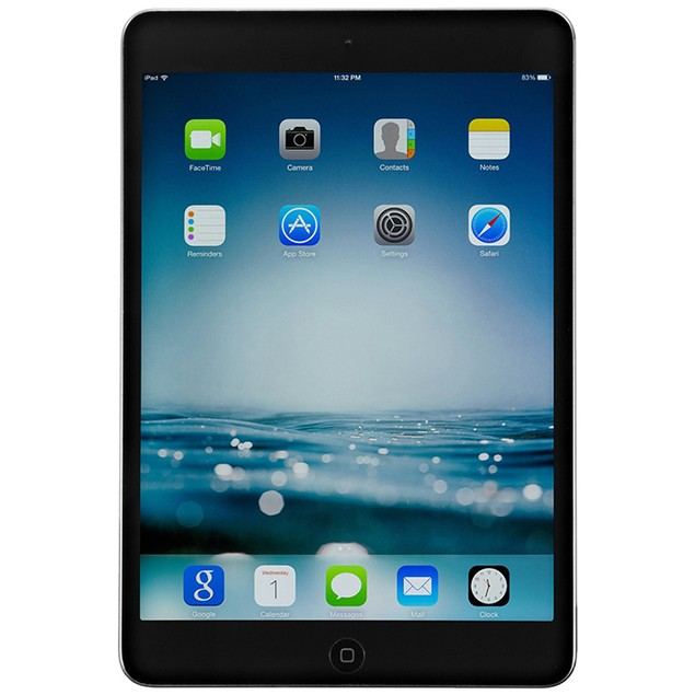 Apple iPad Mini 2 with Retina ME276LL/A, 16GB WiFi (Space Gray) - Grade B