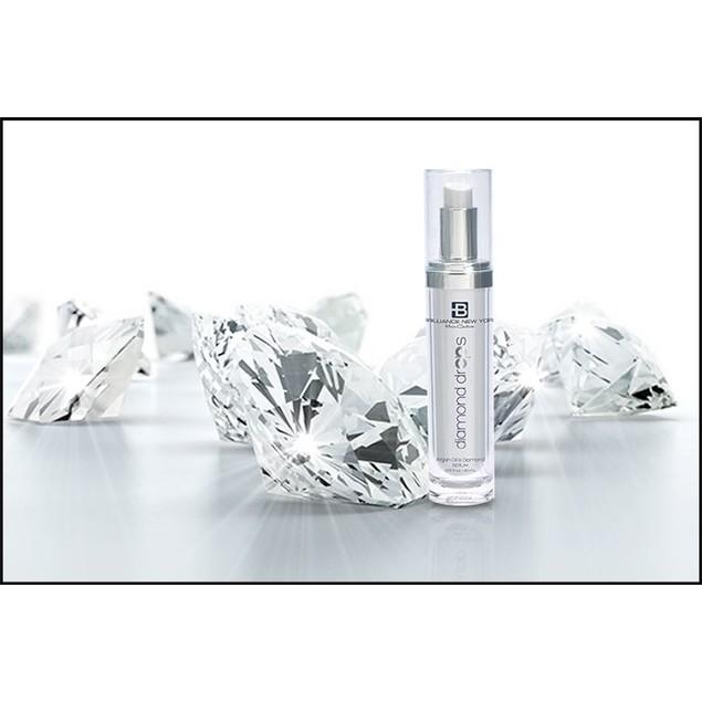 Brilliance New York - Diamond Drops Hair Serum with Argan Oil (60ml)