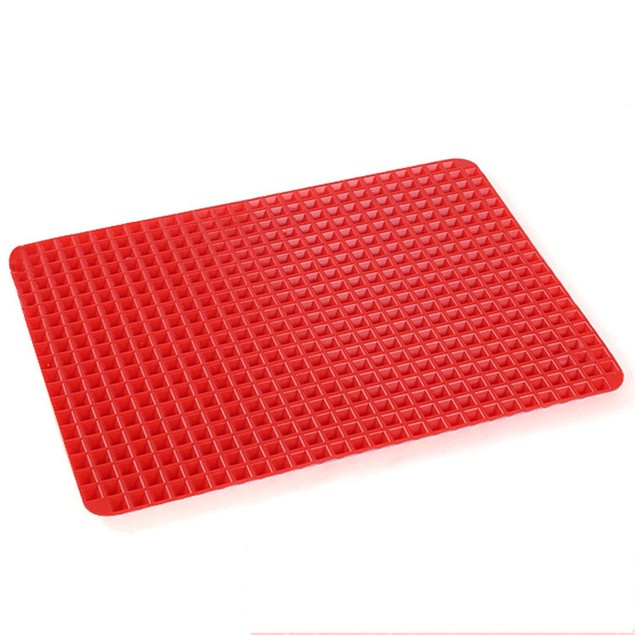 Non-Stick Fat Reducing Silicone Baking Mat