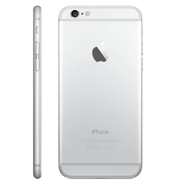 "Apple iPhone 6 16GB 4.7"" 4G LTE CDMA Unlocked,Silver(Refurbished)"